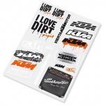 KTM Graphic Tarra arkki