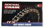 Renthal Chain R3.3 SRS Ring, 118L, 520