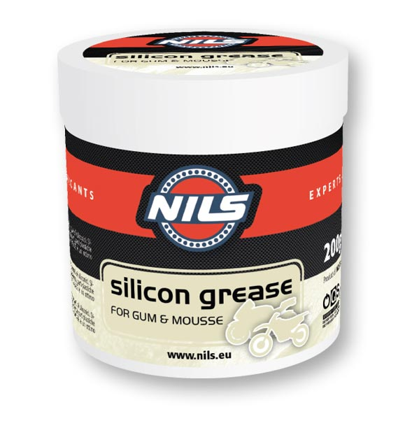 Solukumirasva Nils Silicon Grease 200g